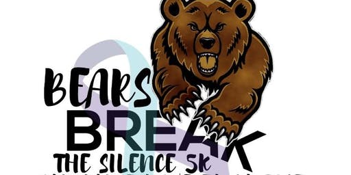 Bears Break The Silence 5k Fun Run