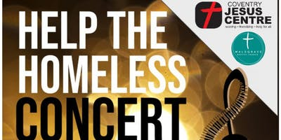 Help The Homeless Concert