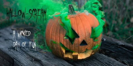 Hallow-Scream - A Wicked Day of Fun tickets
