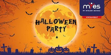 Halloween Party biglietti