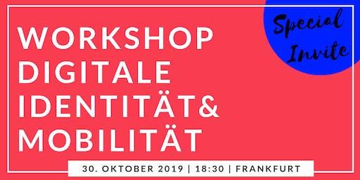 Workshop zu Digitale Identität & Mobilität