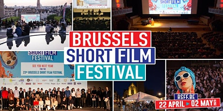 23rd Brussels Short Film Festival billets