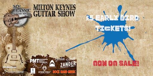 My Classic Guitar Show - Milton Keynes