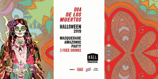 Halloween Masquerade Amazonic Party | Hall Padova