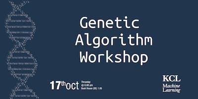 Genetic Algorithm Workshop