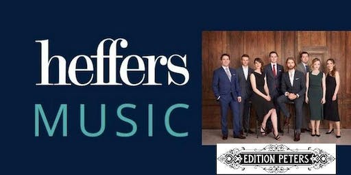 Heffers Music presents: Voces8