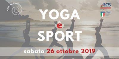 Yoga e Sport