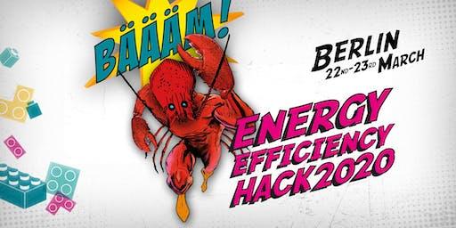 Energy Efficiency Hack 2020 #eehack2020
