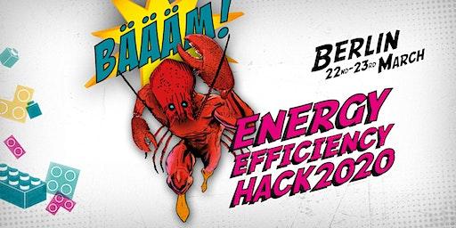 Energy Efficiency Hackathon 2020 #eehack2020