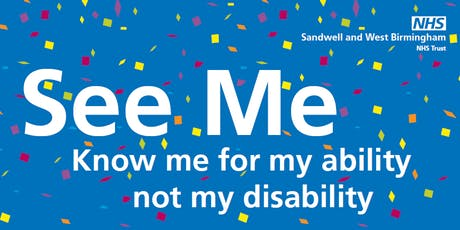 See Me Learning Disability Conference tickets