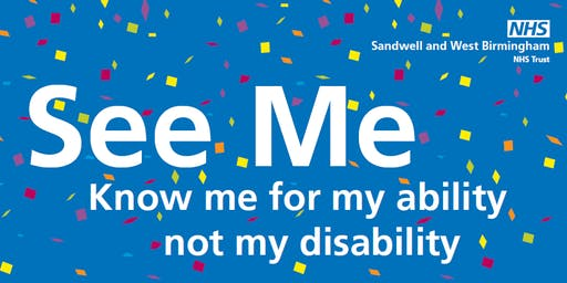 See Me Learning Disability Conference