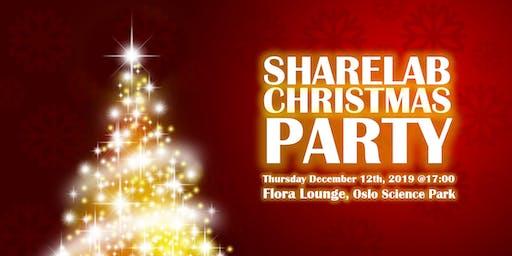 ShareLab Christmas Party 2019