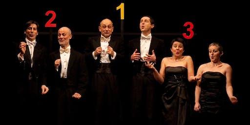 Faber Teater - Allegro Cantabile