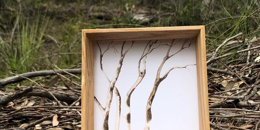 'Bushscapes' Watercolour Workshop with Ingrid Bowen