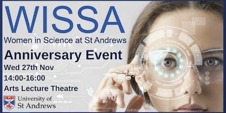WISSA Anniversary Event tickets