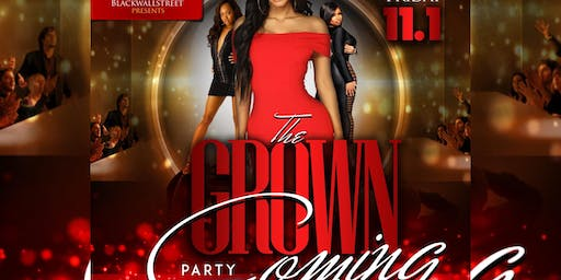 """The GrownComing Party """"UL Homecoming """""""