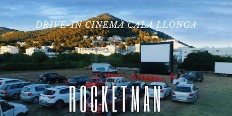 Drive-in Cinema: Rocketman tickets