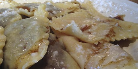 Ravioli / Cappellacci with Squash and Cheese tickets