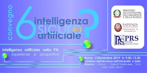 Intelligenza artificiale nella PA: esperienze e prospettive
