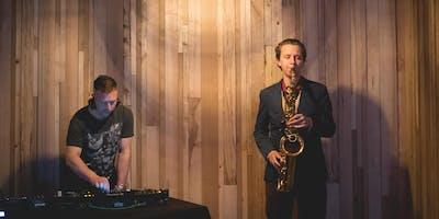 DJ and Sax Saturdays 2020