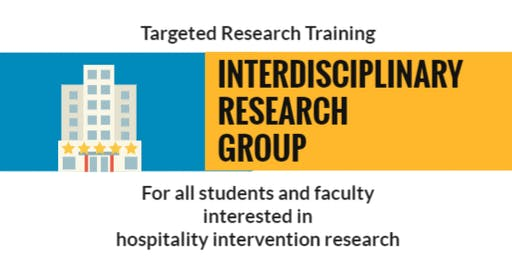 Targeted Research Training Interdisciplinary Research Group Meeting