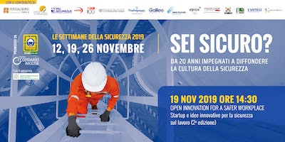 Open Innovation for a safer workplace - Startup e idee innovative (2a ed.)