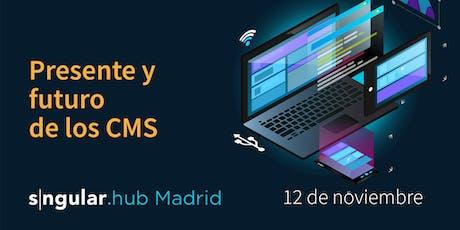 Presente y futuro de los CMS entradas