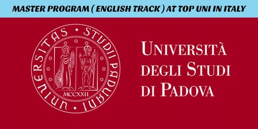 INFO SESI MASTER PROGRAM ( ENGLISH TRACK ) DI TOP UNI ITALIA