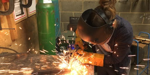 WOMEN'S WELDING WEEKEND