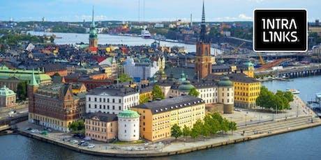 Intralinks Stockholm Dinner tickets