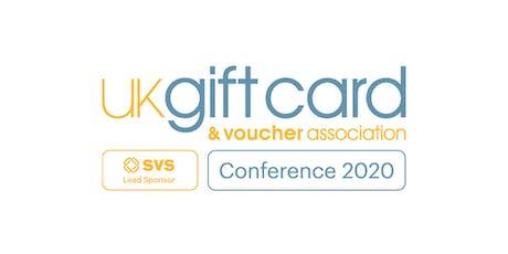 UKGCVA Conference 2020 tickets