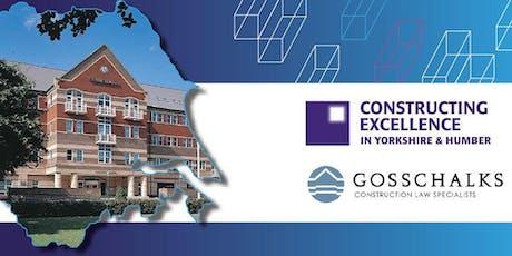 Case Law Update with Gosschalks Construction Law team tickets