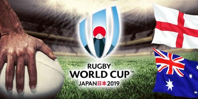 England vs Australia - QUATER FINAL 1 - RUGBY WORLD CUP 2019