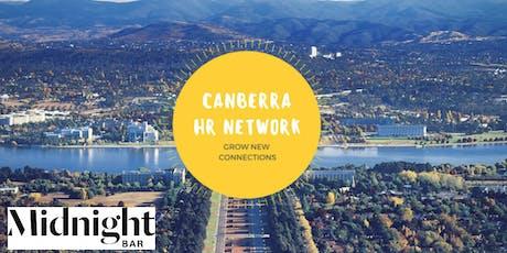 Canberra HR Network - November  2019 Event @ Midnight Bar! tickets