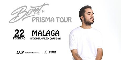 Beret en Málaga entradas