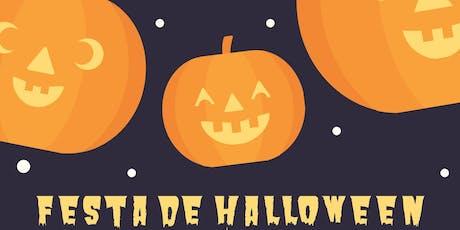 Fiesta de Halloween en First Page English School entradas