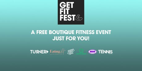 Get Fit Fest tickets