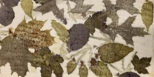 Botanical Printing -  A beginners course