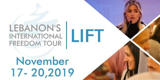 Lebanon's International Freedom Tour LIFT