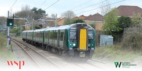 London Northwestern Railway Developer Forum North tickets