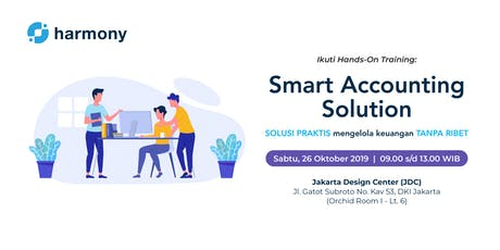 """[Paid event] Hands-on Training """"Smart Accounting Solution"""" tickets"""