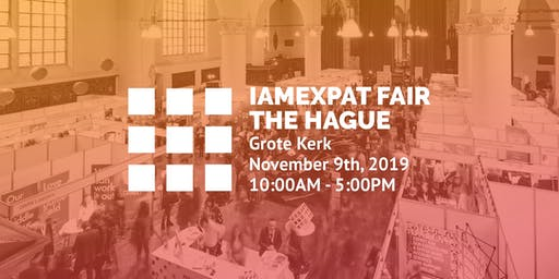 Blue Umbrella workshop: Start a business in the Netherlands (IamExpat Fair)