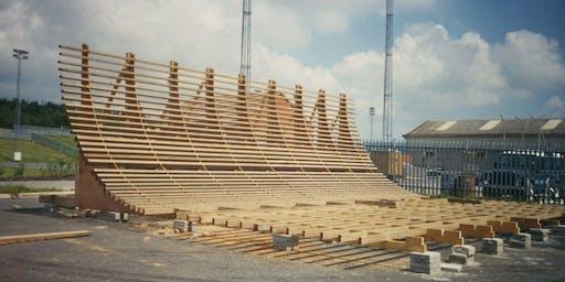 Skate & Screening - Over Plywood