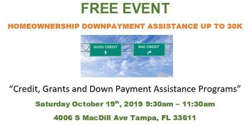 Renter to Homeowner Up To 30k in Downpayment Assistance