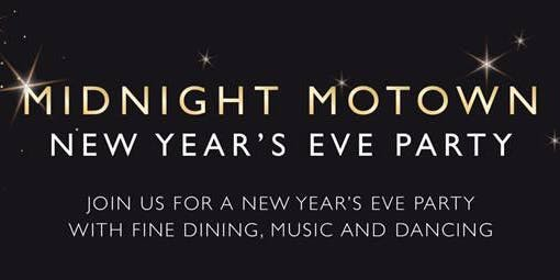 Midnight Motown New Year's Eve Party