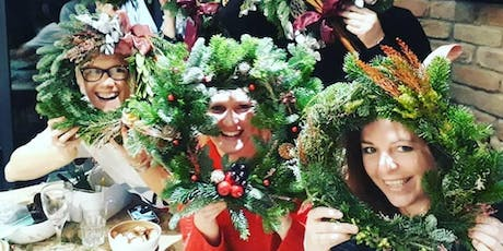 CHRISTMAS WREATH WORKSHOP IN PECKHAM tickets