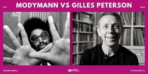 Moodymann VS Gilles Peterson   Milan