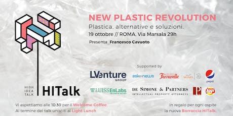HITalk - New Plastic Revolution billets