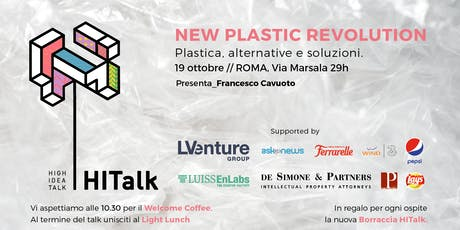 HITalk - New Plastic Revolution biglietti