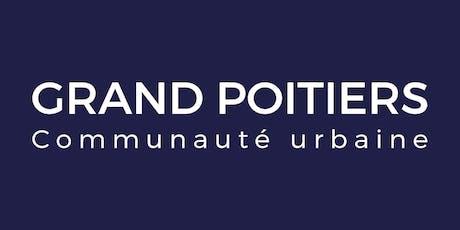 Données numériques sur  le territoire de Grand Poitiers billets